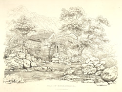 Mill in Borrowdale